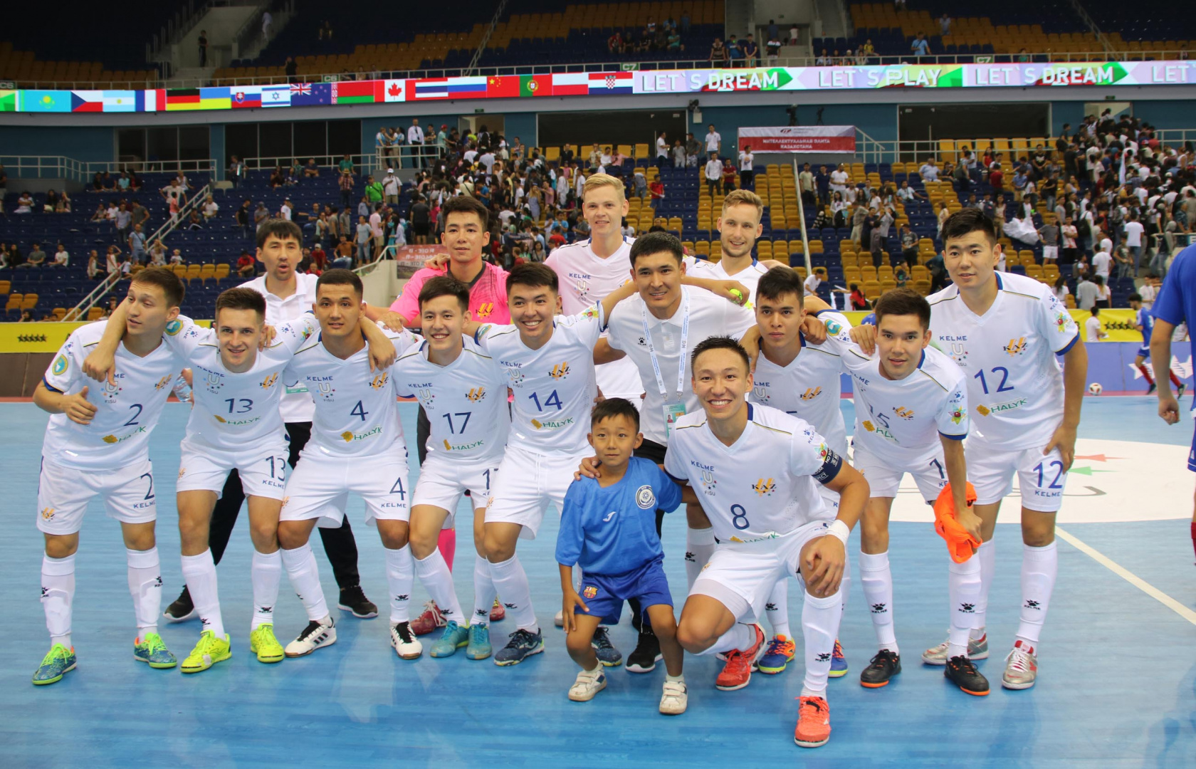 Спорт в казахстане и мире